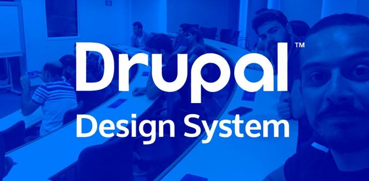 Drupal Admin Thème - Image d'agrément