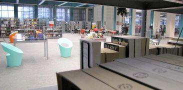 Module Drupal HAL - Photo de la bibliothèque Universitaire de la Timone