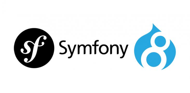 Symfony and Drupal 8