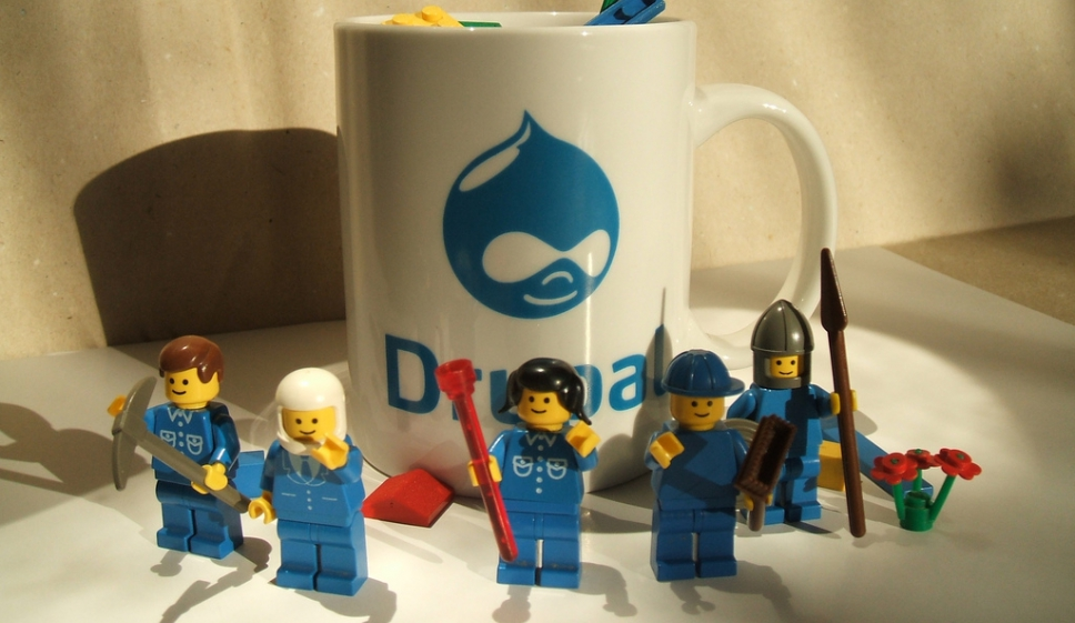 Drupal et l'expérience utilisateur, image d'illustration