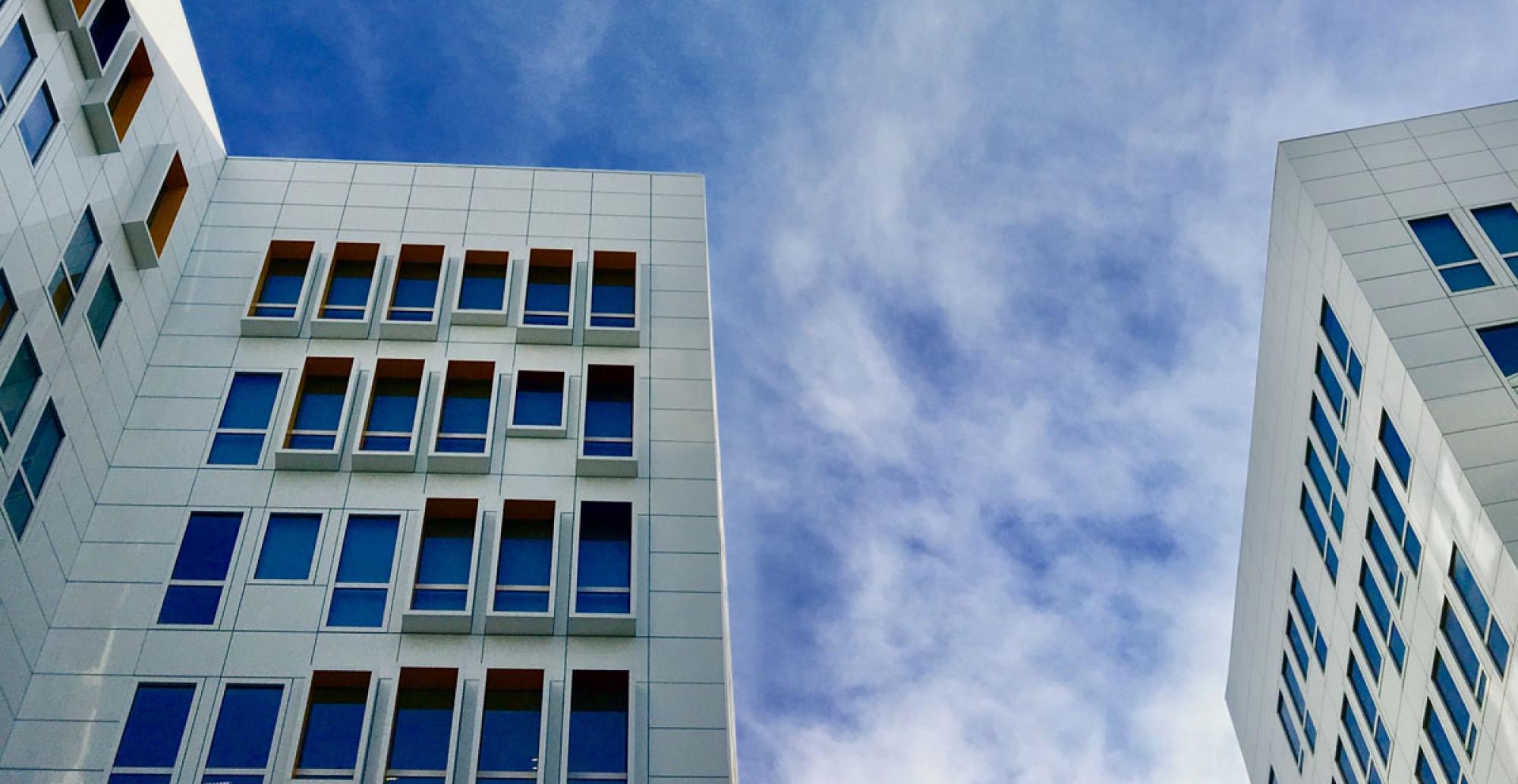 Photo exemple architecture de Marseille